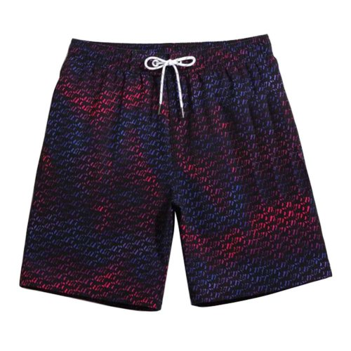 Beach Shorts Men's Quick-drying Pants Holiday Loose Swim Shorts,L Size,#05