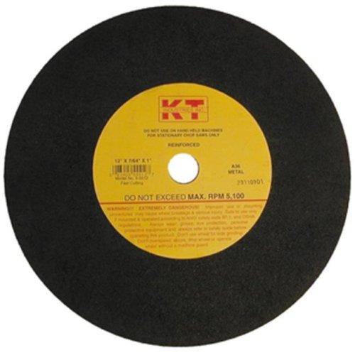 KT Industries 395951411 4400 Reinforced Cut-Off Wheel - 14 x 0.11 x 1 in.