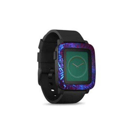 DecalGirl PSWT-RECEPT Pebble Time Smart Watch Skin - Receptor