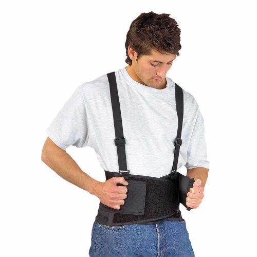 sUw - Support Belt Black Large