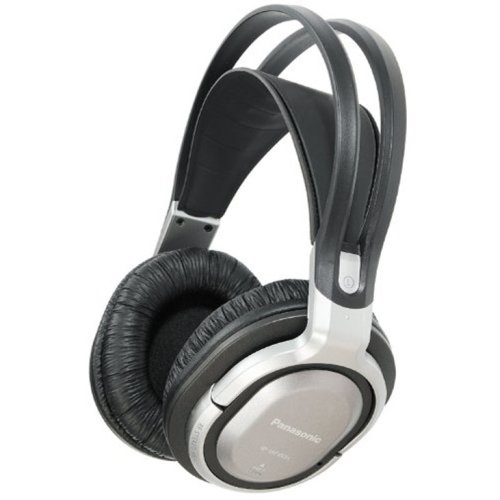 Panasonic RPWF950EBS Cordless Headphones with Surround Sound - Silver