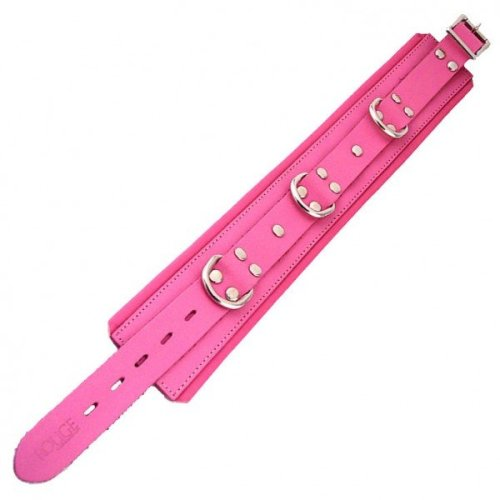 Rouge Garments Pink Padded Collar