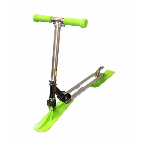 Scooter To Ski Converter Kit | Micro Scooter Ski Set