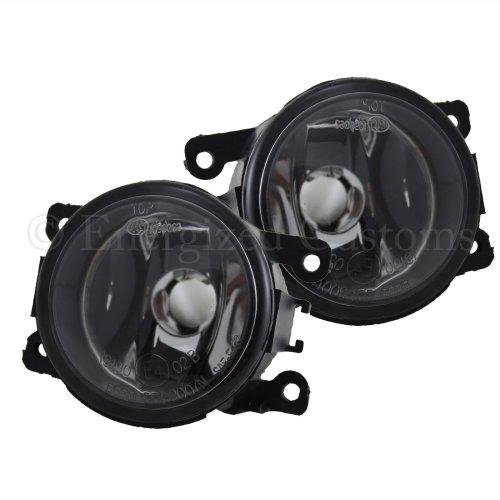 Ford Focus Mk3 2/2011-> Front Fog Light Lamps 1 Pair O/s & N/s