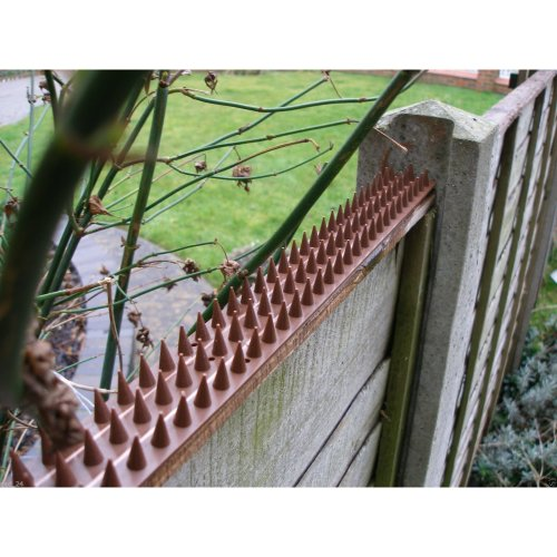 10 Pieces Anti Climb Fence Wall Defender Spikes