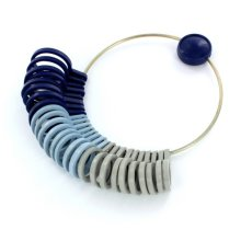 Uk A-z Universal Plastic Ring -  hobbycraft plastic ring sizes uk gauge finger measuring jewellery making