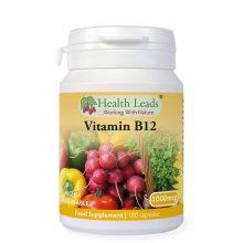 Vitamin B12 (Methylcobalamin) 1000mcg x 180 capsules