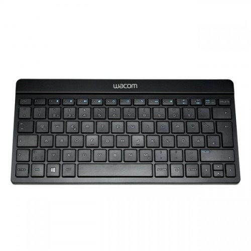Wacom WKT-400-EN Bluetooth Black mobile device keyboard