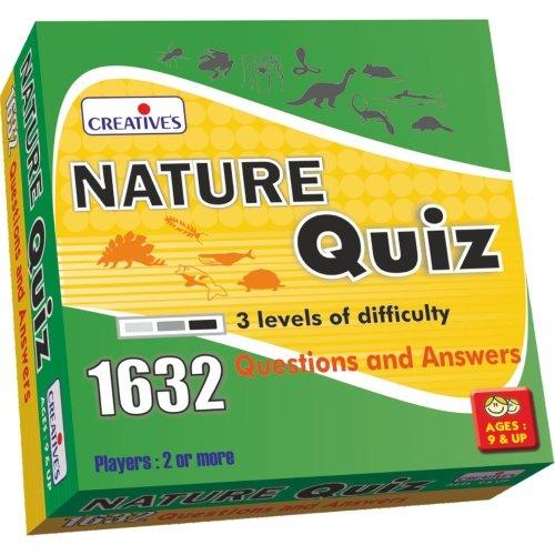 Cre0827 - Creative Games - Nature Quiz