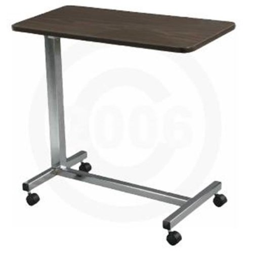 Drive Medical 13067 Overbed Table - Non-Tilt