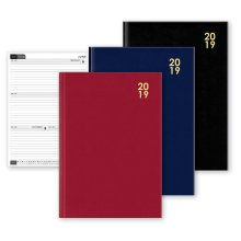 2019 A4 Week To View Diary Home Office WTV W2V Weekday Christmas Gift Hardback