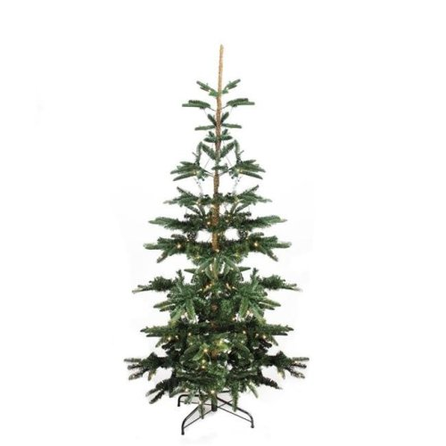 797aa84d9 Northlight 32275058 9 ft. Pre-Lit Layered Noble Fir Artificial Christmas  Tree - Warm Clear LED Lights on OnBuy