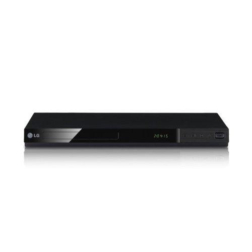 LG DP542H DVD player Black DVD/Blu-Ray player