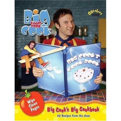 """Big Cook's Cook Book (""""Big Cook Little Cook"""")"""