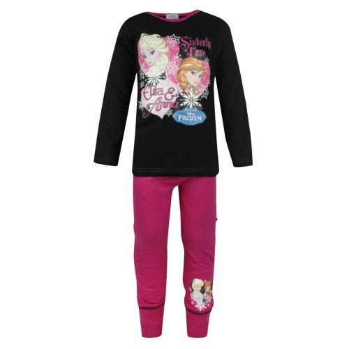 Frozen Official Girls Sisterly Love Pyjamas