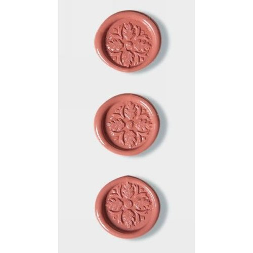 Terracotta Celtic Cross Wax Seals By Artoz