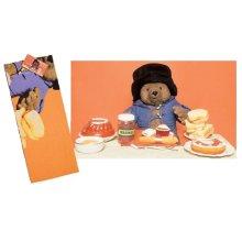 Official Paddington Bear Marmalade Picture Tea Towel Souvenir Gift Licenced