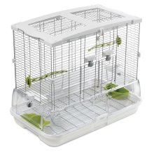 Medium Sized Bird Cage for Budgies Canaries Lovebirds Finches
