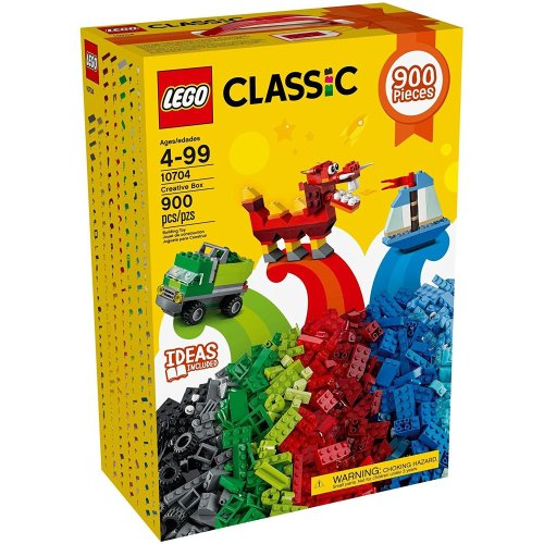 LEGO Classic Creative Box - 10704 | 900pc LEGO Set