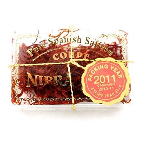 Nipra Pure Spanish Saffron Couope 4 gram