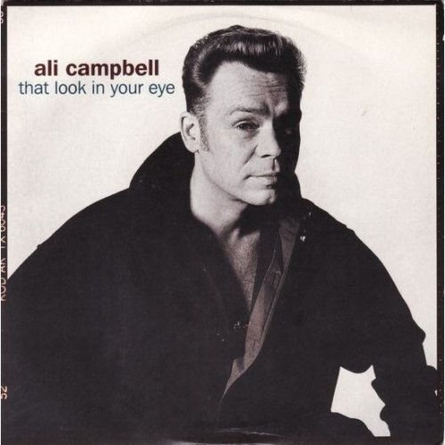 That Look In Your Eye [Audio Cassette] Ali Campbell