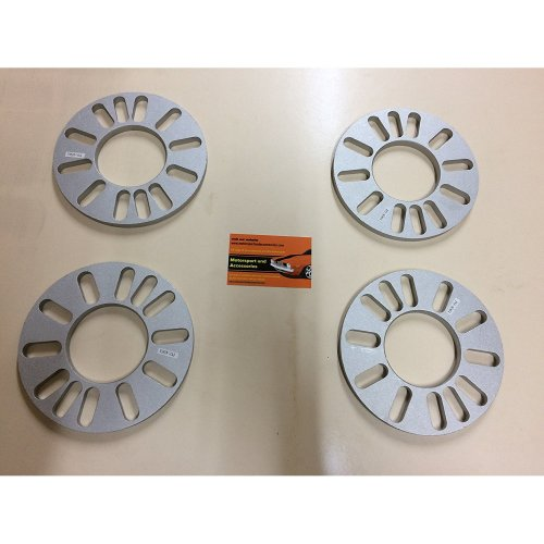 WHEEL SPACERS 9MM 4 AND 5 STUD UNIVERSAL FIT