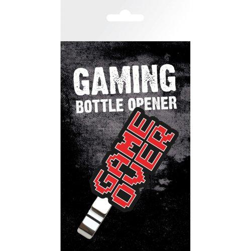 Gaming Game over Bottle Opener