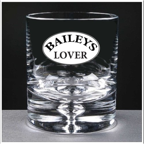 Baileys Lover Tumbler Glass | Baileys Tumbler Glass