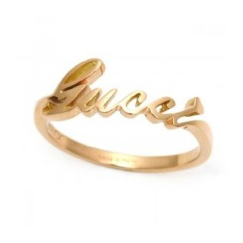 GUCCI RING GUCCI 18KT ROSE GOLD MEASURING 15 201955 J8500 5702