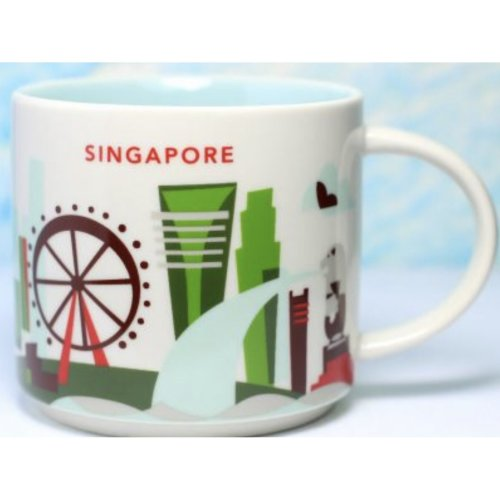 Here You Starbucks Singapore City Mug Are MGqVSpUz