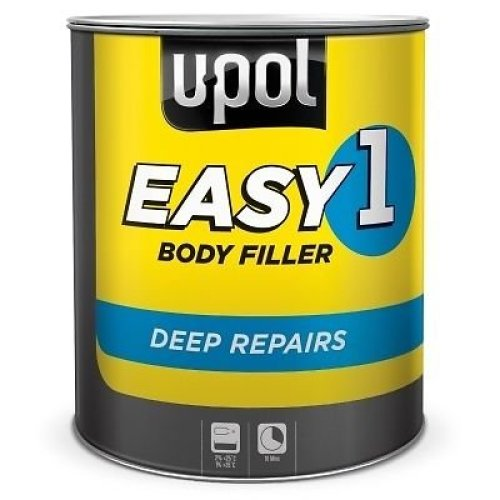Upol Easy-1 car body filler 3.5ltr tin Easy Sanding
