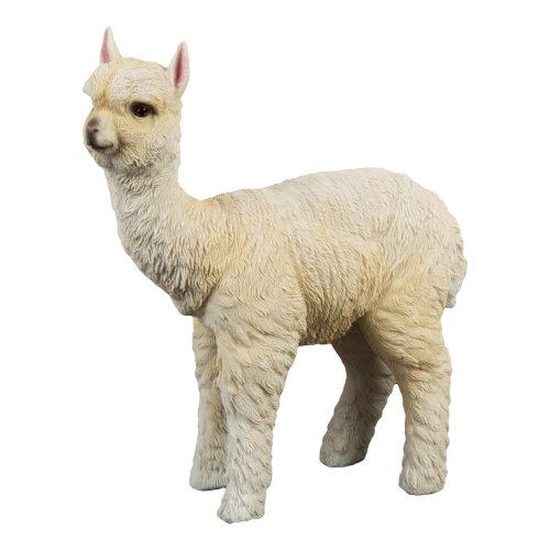 Naturecraft Standing Llama Ornament