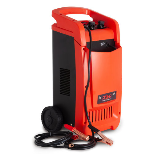 Röhr Battery Charger 70 Amp 12V / 24V DFC-450P Intelligent Turbo / Trickle with Repair, Maintain and Jump Start - HGV / Lorry / Car