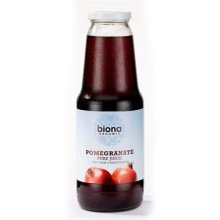 Biona Pomegrante Juice Pure - 1000ml