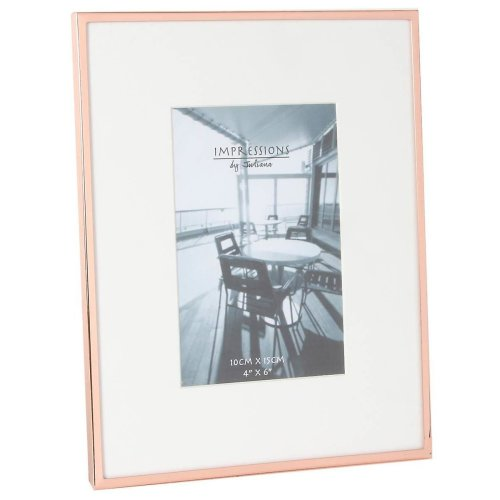 Copper Edged Photo Frame - 6x4