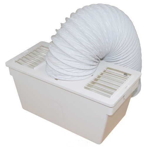 White Knight 86AWL Tumble Dryer Condenser Vent Kit Box With Hose