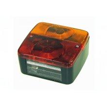 Rear Rear Combination Lamp - Maypole Square Radex 017 Mp017 Trailer -  lamp rear maypole combination square radex 017 mp017 trailer