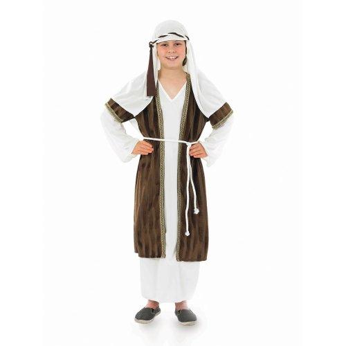 Kids Brown Shepherd Costume | Christmas