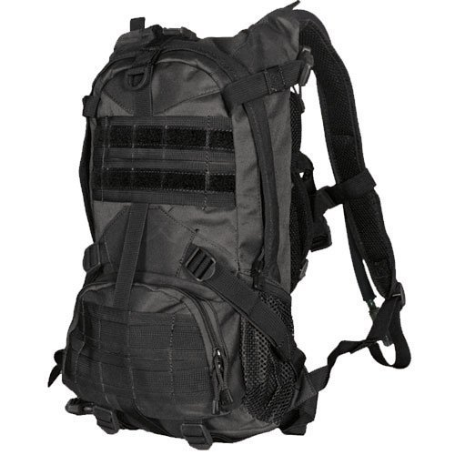 Fox Outdoor Products Elite Excursionary Hydration Pack Black