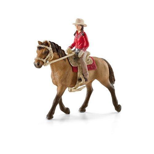Schleich Western Rider Model - Horse 42112 Club -  schleich western rider horse 42112 club