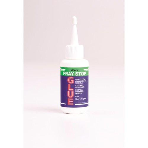 Hi Tack Fray Stop Glue 60ml