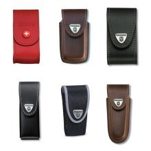 Genuine Victorinox Holster - Swiss Army Knife Belt Pouch - Various Colours
