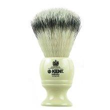 Kent INF1 Infinity Silvertex Soft Synthetic Bristle Shaving Brush