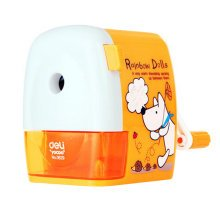 Cute  Manual Pencil Sharpener For Office And Classroom School Stationery Kids