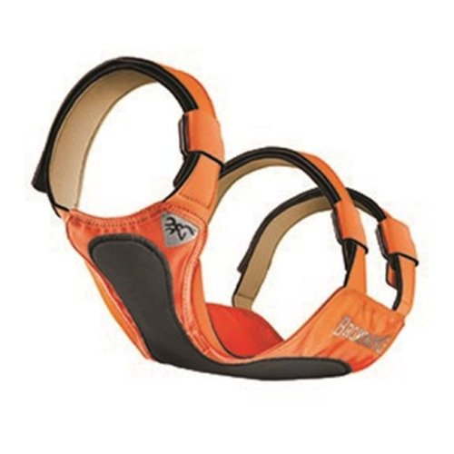 Browning P000003880199 Hunting Medium Chest Protection Dog Vest - Orange