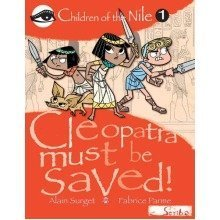 Cleopatra Must Be Saved! (children of the Nile): 1