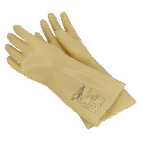 Sealey HVG1000VL Electrician's Safety Gloves 1kV