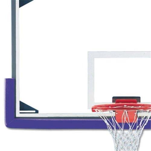 Gared 1092001 Pro-Mold Indoor Basketball Backboard Padding, Dark Green