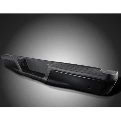 Spec-D SRB-F15015PBK-FS 15-17 Ford F150 Rear Bumper - Black