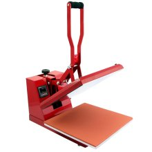 PixMax 38cm x 38cm Clam Heat Press